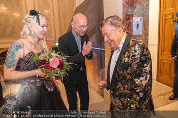 Lugner Verlobung und Geburtstag - Haus der Industrie, Wien - Sa 09.10.2021 - Anton Toni FABER, Richard LUGNER, Simone REILÄNDER113
