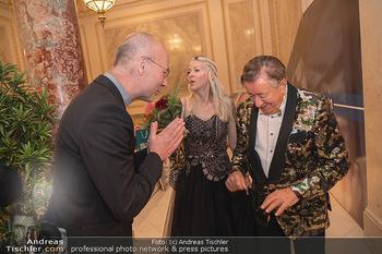 Lugner Verlobung und Geburtstag - Haus der Industrie, Wien - Sa 09.10.2021 - Anton Toni FABER, Richard LUGNER, Simone REILÄNDER118