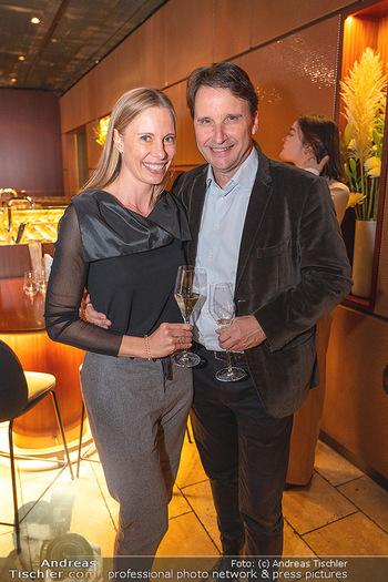 Buchpräsentation ´The Art of Shiki´ - Shiki, Wien - Mo 11.10.2021 - Gloria und Martin TRAXL10