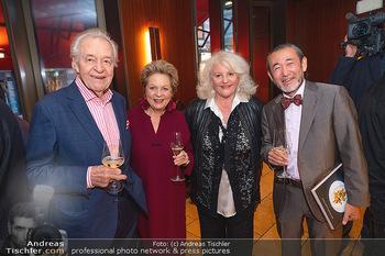 Buchpräsentation ´The Art of Shiki´ - Shiki, Wien - Mo 11.10.2021 - Harald und Ingeborg SERAFIN, Marika LICHTER, Joji HATTORI16
