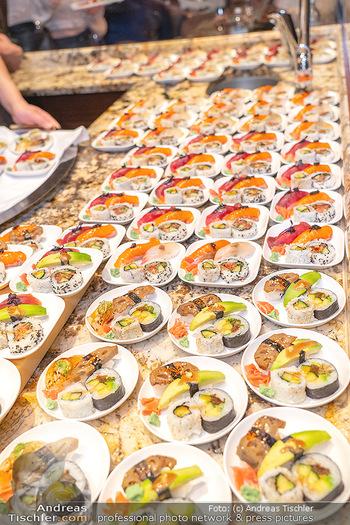 Buchpräsentation ´The Art of Shiki´ - Shiki, Wien - Mo 11.10.2021 - Sushi, Essen, Fingerfood17