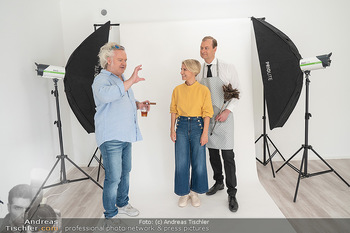 Plakat Fotoshooting - Fotostudio Berndorf - Mi 13.10.2021 - Kristina SPRENGER, Alexander JAGSCH, Gregor SEBERG im Studio15