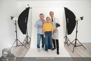 Plakat Fotoshooting - Fotostudio Berndorf - Mi 13.10.2021 - Kristina SPRENGER, Alexander JAGSCH, Gregor SEBERG im Studio16