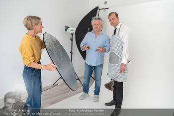 Plakat Fotoshooting - Fotostudio Berndorf - Mi 13.10.2021 - Kristina SPRENGER, Alexander JAGSCH, Gregor SEBERG im Studio20