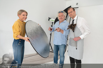 Plakat Fotoshooting - Fotostudio Berndorf - Mi 13.10.2021 - Kristina SPRENGER, Alexander JAGSCH, Gregor SEBERG im Studio22