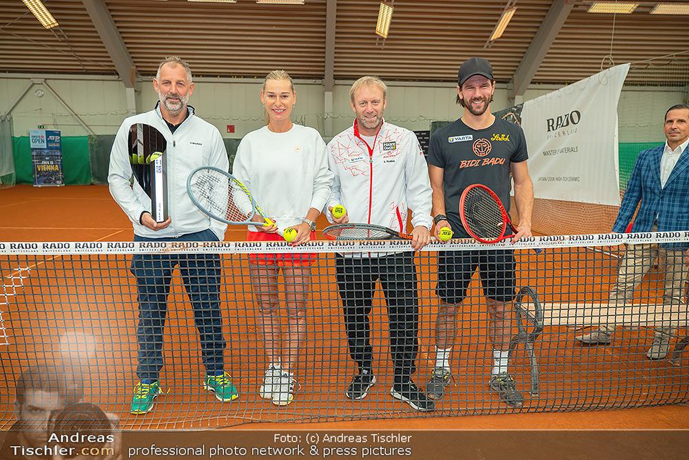 ProAm Promi Tennisturnier - 2021-10-24 - Colony Club