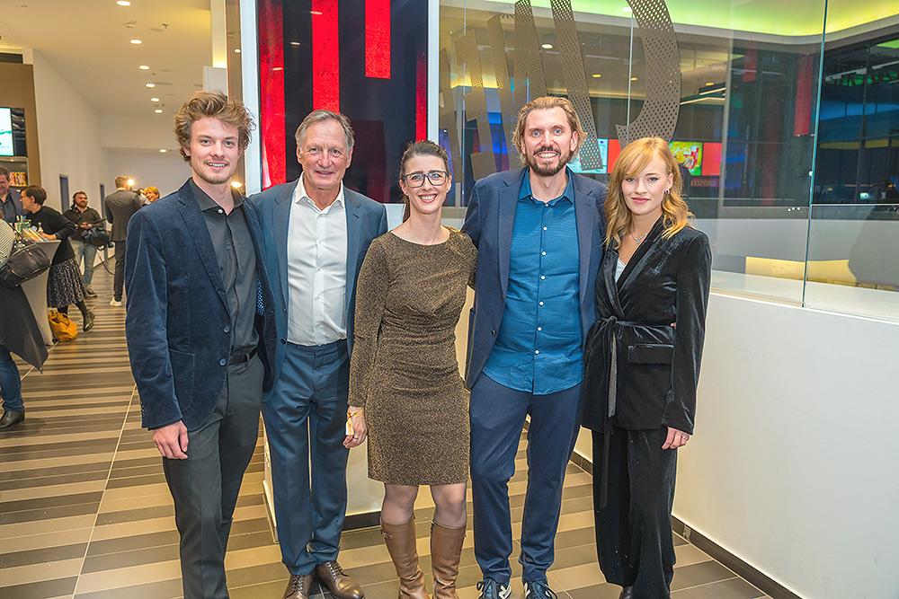 Kinopremiere ´Klammer - chasing the line´ - 2021-10-27 - Cineplexx Milennium City, Wien