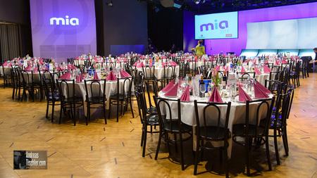 Mia Awards Gala 2014gedeckte Tische, Abendessen, Dinner - gedeckte Tische, Abendessen, Dinner by Andreas Tischler