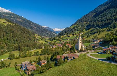 Österreich Natur Landschaft Tourismus Urlaub - Mörtschach im Mölltal Kärnten Heiligenblut Großglockner Urla by Andreas Tischler