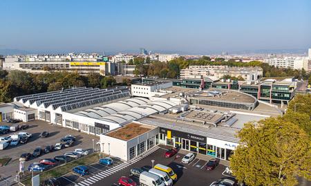 (c) Drohnenfotos.at - Andreas Tischler - Luftbilder Renault Österreich Wien by Andreas Tischler