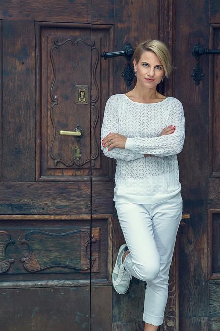 Fotoshooting mit Kristina Sprenger - Kristina SPRENGER by Andreas Tischler