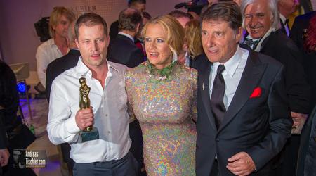 Kurier Romy Gala 2012 - Till SCHWEIGER, Barbara SCHÖNBERGER, Udo JÜRGENS by Andreas Tischler