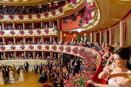 Wiener Opernball 2013 - Balleröffnung by Andreas Tischler